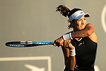 August 05, 2017: Garbine Muguruza (ESP) was defeated by Madison Keys (USA) 6-3, 6-2 at the Bank of the West Classic being played at the Taube Tennis Stadium in Stanford, California. ©Mal Taam/TennisClix/CSM