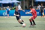 U-10 Cup Final - HKFC Soccer Section v AIFA during the Juniors tournament of the HKFC Citi Soccer Sevens on 22 May 2016 in the Hong Kong Footbal Club, Hong Kong, China. Photo by Lim Weixiang / Power Sport Images