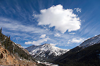 On the Independence Pass road