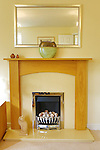 Property of the week: 15 Birdland Avenue, Bo'ness, EH51 9LW<br /> <br /> Pictured: Living room fireplace<br /> <br /> Image by: Malcolm McCurrach