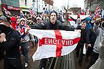 20/03/2010 EDL & UAF Demonstrations Bolton