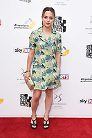 Zoe Tapper<br /> at the South Bank Sky Arts Awards 2017, Savoy Hotel, London. <br /> <br /> <br /> ©Ash Knotek  D3288  09/07/2017