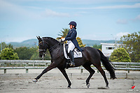 NZL-Chelsea Callaghan rides Sisters II Etta J during the Livamol Intermediate I. 2020 NZL-Livamol FEI Dressage World Challenge. Solway Showgrounds, Masterton. Friday 30 October 2020. Copyright Photo: Libby Law Photography