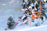 FIS Alpine Ski World Cup - Covid-19 Outbreak -  2nd Men's Downhill Ski event on 19/12/2020 in Val Gardena, Gröden, Italy. In action Brice Roger (FRA)<br /> © Pierre Teyssot