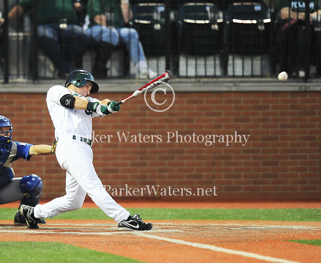 Tulane tops Memphis, 3-2, in thirteen innings in a baseball game played at Greer Field-Turchin Stadium.