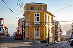 Houses Of Valparaiso