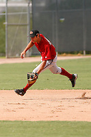 Brent Greer - Arizona Diamondbacks, 2009 Instructional League.Photo by:  Bill Mitchell/Four Seam Images..