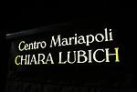 Italy, on January 25, 2020. Italy President, Sergio Mattarella in Trentino for 100th Anniversarry of Chiara Lubich.