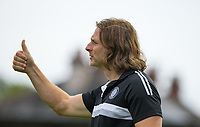 Wycombe Wanderers Manager Gareth Ainsworth during the 2018/19 Pre Season Friendly match between Brentford and Watford at Griffin Park, London, England on 28 July 2018. Photo by Kevin Prescod.
