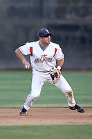 Brock Bond - 2007 Salem-Keizer Volcanoes.Photo by:  Bill Mitchell/Four Seam Images..
