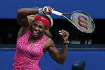 US Open 2014 semifinal  Williams against Makarova