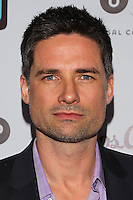 LOS ANGELES, CA, USA - NOVEMBER 18: Warren Christie arrives at the Los Angeles Premiere Of Bravo's 'Girlfriends' Guide to Divorce' held at the Ace Hotel on November 18, 2014 in Los Angeles, California, United States. (Photo by Celebrity Monitor)