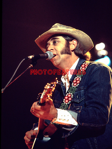 Don Williams 1978.© Chris Walter.