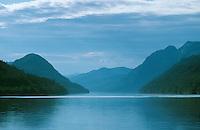Inside passage British Columbia Canada