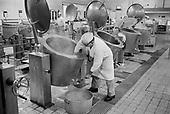 Catering worker, Friern Hospital, Barnet, London.