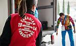 Sochi 2014.<br /> Team Canada arrives at the airport in Sochi for the Sochi 2014 Paralympic Winter // Équipe Canada arrive à l'aéroport de Sotchi pour Sochi 2014 Jeux paralympiques d'hiver. 04/03/2014.