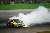 Formula DRIFT Black Magic Pro Championship<br /> Round 2<br /> Orlando Speed World, Orlando, FL USA<br /> Friday 28 April 2017<br /> Fredric Aasbo, Rockstar Energy Drink / Nexen Tire Toyota Corolla iM<br /> World Copyright: Larry Chen<br /> Larry Chen Photo
