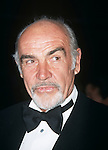 Sean Connery pictured at the 1998 Tony Awards at Radio City Music Hall in New York City on June 7, 1998.