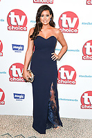 Jessica Wright<br /> arriving for the TV Choice Awards 2017 at The Dorchester Hotel, London. <br /> <br /> <br /> ©Ash Knotek  D3303  04/09/2017