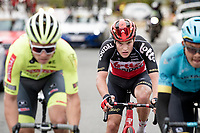 Remy Mertz (BEL/Lotto Soudal)<br /> <br /> 84th La Flèche Wallonne 2020 (1.UWT)<br /> 1 day race from Herve to Mur de Huy (202km/BEL)<br /> <br /> ©kramon