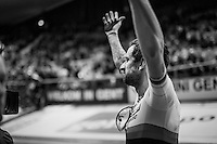 victory for Sir Bradley Wiggins (GBR/Wiggins) <br /> <br /> 2016 Gent 6<br /> day 4
