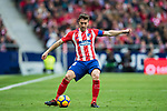 Gabriel Fernandez Arenas, Gabi, of Atletico de Madrid in action during the La Liga 2017-18 match between Atletico de Madrid and UD Las Palmas at Wanda Metropolitano on January 28 2018 in Madrid, Spain. Photo by Diego Souto / Power Sport Images