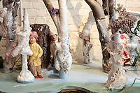 decorative fairytale statuettes