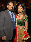 Manny and Payal Chana at the UNICEF Mystique of India gala at the InterContinental Hotel Saturday Sept. 27,2008.(Dave Rossman/For the Chronicle)