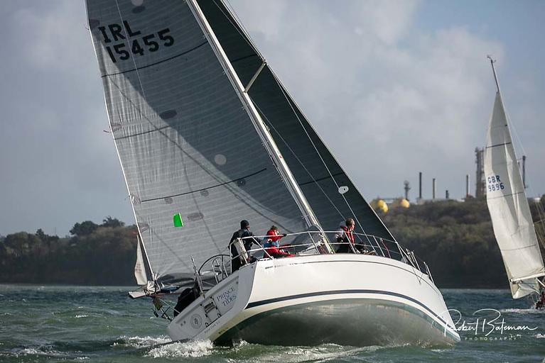 White Sail champion Prince of Tides