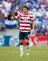 Matt Besler.  The United States defeated El Salvador, 5-1, during the quarterfinals of the CONCACAF Gold Cup at M&T Bank Stadium in Baltimore, MD.