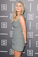 Laura Woods<br /> arrives for the Dazn x Matchroom VIP Launch Event at the German Gymnasium Kings Cross, London<br /> <br /> ©Ash Knotek  D3569  27/07/2021