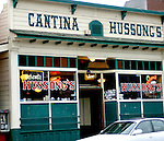 HUSSONG's CANTINA FAMOUS BAR