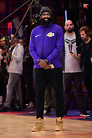21st October 2017; Paris, France; Kobe Bryant, Los Angeles basketball star holds a training camp in Paris for kids;  Ronny Turiaf