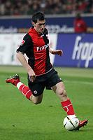 Martin Fenin (Eintracht)<br /> Eintracht Frankfurt vs. FC Bayern Muenchen, Commerzbank Arena<br /> *** Local Caption *** Foto ist honorarpflichtig! zzgl. gesetzl. MwSt. Auf Anfrage in hoeherer Qualitaet/Aufloesung. Belegexemplar an: Marc Schueler, Am Ziegelfalltor 4, 64625 Bensheim, Tel. +49 (0) 6251 86 96 134, www.gameday-mediaservices.de. Email: marc.schueler@gameday-mediaservices.de, Bankverbindung: Volksbank Bergstrasse, Kto.: 151297, BLZ: 50960101