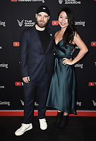 LOS ANGELES- DECEMBER 12: Alexander John and Karen Lee attend the Game Awards 2019 at the Microsoft Theater on December 12, 2019 in Los Angeles, California. (Photo by Scott Kirkland/PictureGroup)