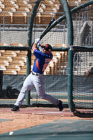 Tim Tebow of the New York Mets organization plays in his first Arizona Fall League game for the Scottsdale Scorpions against the Glendale Desert Dogs at Camelback Ranch on October 11, 2016 in Glendale, Arizona (Bill Mitchell)