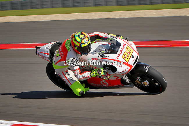 Kyle Smith (9) in action during the Red Bull MotoGP of the Americas practice session at Circuit of the Americas racetrack in Austin,Texas. ..