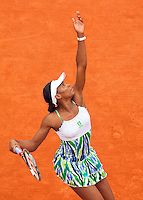 28-5-09, France, Paris, Tennis, Roland Garros, Venus Williams,