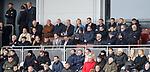 03.11.18 St Mirren v Rangers: Rangers directors box
