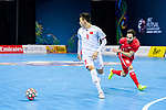 AFC Futsal Championship Chinese Taipei 2018 match between Bahrain and Vietnam at  Xinzhuang Gymnasium on 03 February 2018 in Taipei, Taiwan. Photo by Marcio Rodrigo Machado / Power Sport Images