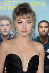 Imogen Poots attends That Awkward Moment Premiere held at The Premiere House at Regal Cinemas L.A. Live in Los Angeles, California on January 27,2014                                                                               © 2014 Hollywood Press Agency