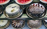 Alimentos doces. Bolos. Foto de Manuel Lourenço.