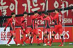 FC Seoul vs Hanoi T&T during the 2015 AFC Champions League Group H match on April 21, 2015 at the Seoul World Cup Stadium in Seoul, Korea Republic. Photo by Kazuaki Matsunaga / World Sport Group