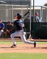 Jake Fox - 2021 AIL Indians (Bill Mitchell)