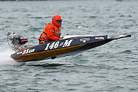 146-M  (Outboard Marathon Runabout)<br /> <br /> Trenton Roar On The River<br /> Trenton, Michigan USA<br /> 17-19 July, 2015<br /> <br /> ©2015, Sam Chambers