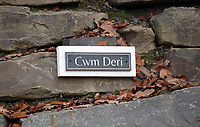 "Pictured: The name of the property in Llangammarch Wells, mid Wales, UK<br /> Re: People are feared to have died in a serious house fire in Powys, Wales.<br /> Four fire crews were called to the property near Llangammarch Wells, between Llanwrtyd Wells and Builth Wells, just after midnight on Monday.<br /> Mid and West Wales Fire and Rescue Service said the blaze was ""well developed"" when firefighters arrived at the scene.<br /> It is not known how many people may have been inside the house at the time of the blaze.<br /> A Welsh Ambulance Service spokesman said it sent its Hazardous Area Response Team, as well as four crews in emergency ambulances and an ambulance officer to the scene."