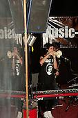 Camden, London, England. Clones gig at Tommy Flynn's pub, 26/03/2009.