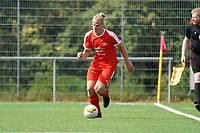 Luca Gerlach (Büttelborn) - 15.08.2021 Büttelborn: SKV Büttelborn vs. VfR Groß-Gerau, Gruppenliga