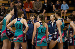 18/07/2014<br /> Netball Victoria<br /> ANL 2014<br /> Round 3<br /> Waverley Netball Centre<br /> <br /> <br /> Photo: Grant Treeby/Netball Victoria
