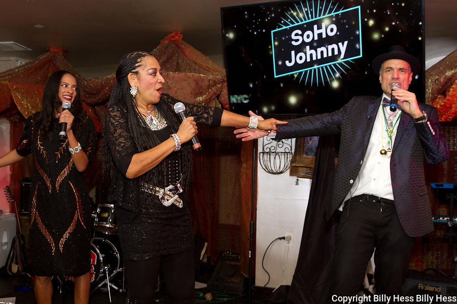 Soho Johnny Sho Johnny is a promoter, entertainer, recording star SohoJohnny, aka John Pasquale. Having made his mark in commercial real estate in New York City, SohoJohnny has already accomplished more than most people do in a lifetime.